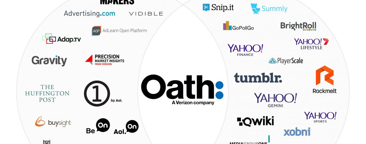 Bye Bye AOL and Yahoo Hello Oath